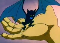 Keese en la serie animada