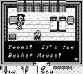 Ratón Bucket diálogo LA