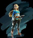 Zelda Artwork BOTW