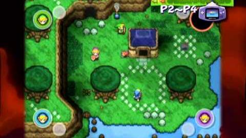 Bonus Video Four Swords Adventures Shadow Battle Demo Movie