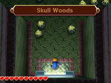 Bosque de las Osamentas (A Link Between Worlds)