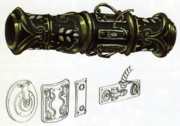 Twilight Princess Artwork Auru's Cannon (Concept Artwork)