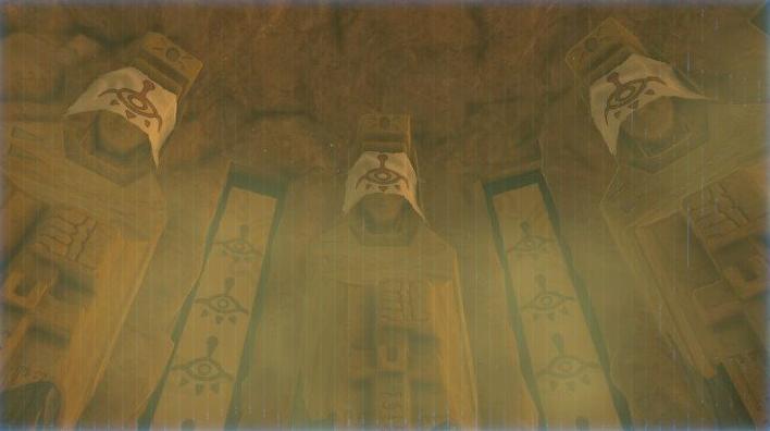 zelda botw yiga clan hideout