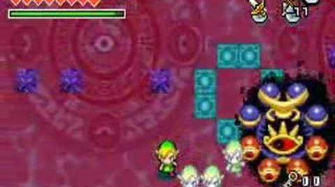 Zelda - The Minish Cap, Final Battle 2 (no damage)-0
