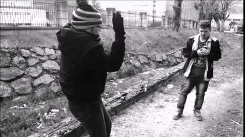 'La pesca de la bomba en Mieres'