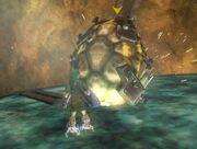 Link contra Dangoro
