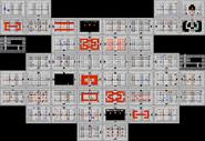 Mapa del Nivel 9 (Segunda Búsqueda) TLoZ