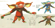 BotW Artwork Bokoblin (Concept Art)