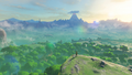 Breath of the Wild Locations Great Plateau (Forest of Spirits).png