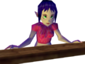 Chica del Minijuego OoT