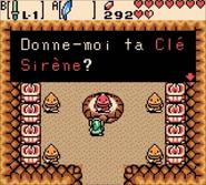 Clé Sirène OOA2