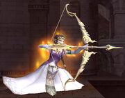 Flèche de lumière Zelda