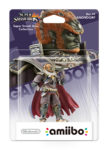 Ganondorf Amiibo Emballage