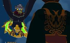 Kranos presetando Link Ganondorf TWW