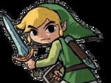 Personajes de The Legend of Zelda: Four Swords