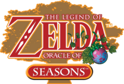 800px-Zelda Oracle of Seasons Logo