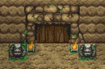 Grotte des Âmes Perdues entrée (FSA)