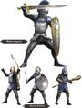 Hyrule Warriors Allied Units Hyrulean Soldiers (Render).png