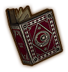 Hyrule Warriors Book of Sorcery Spirit's Tome (Level 1 Book of Sorcery).png
