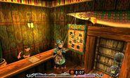 Oni Link Stand de Pêche MM3D