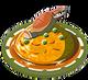 Riz frit œuf-crabe