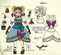 Twilight Princess Artwork Agitha (Concept Art)