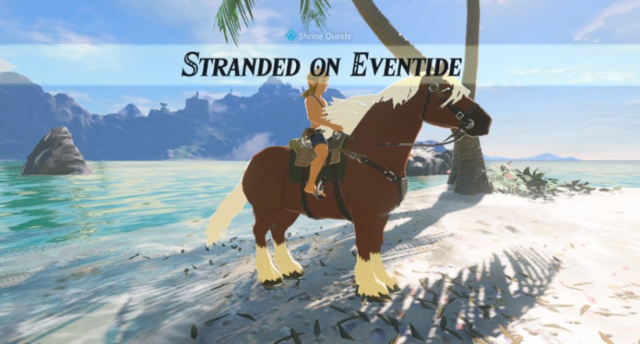 File:Breath of the Wild Side Quests Stranded on Eventide (with Epona).png