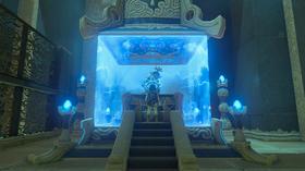 Santuario de Shibben (cámara) BotW