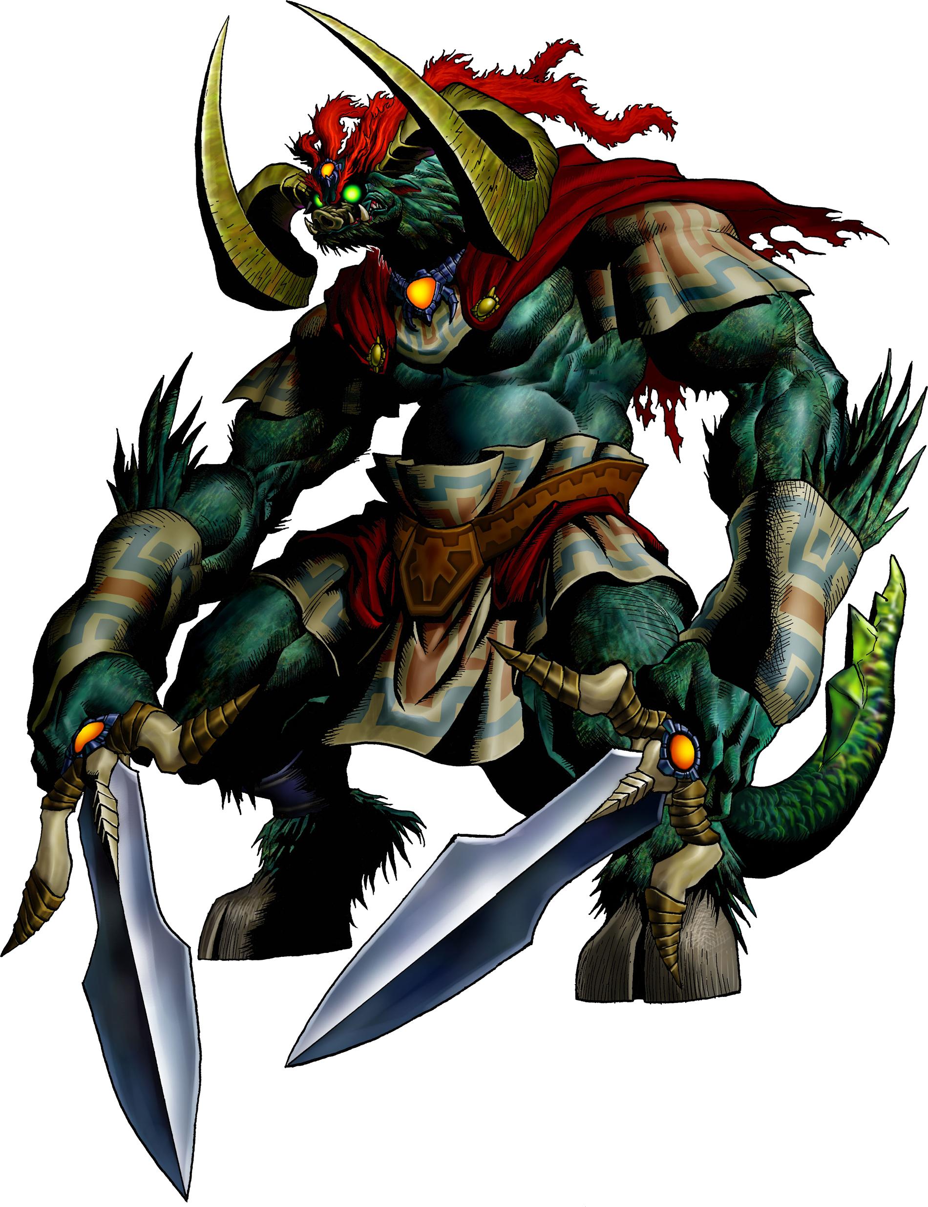 Ganon Ocarina Of Time Zeldapedia Fandom
