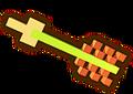 Hyrule Warriors Demon Blade 8-Bit Arrow (8-bit Demon Blade).png