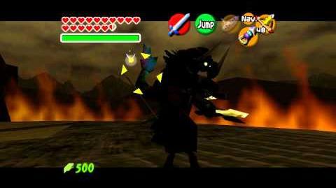 Ocarina of Time - Ganon