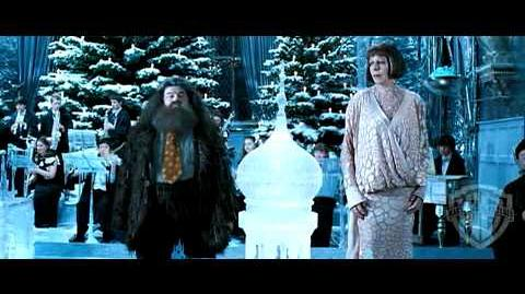 Harry Potter and the Goblet of Fire Theatrical Trailer