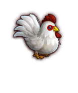 Hyrule Warriors Cuccos Cucco (Dialog Box Portrait)