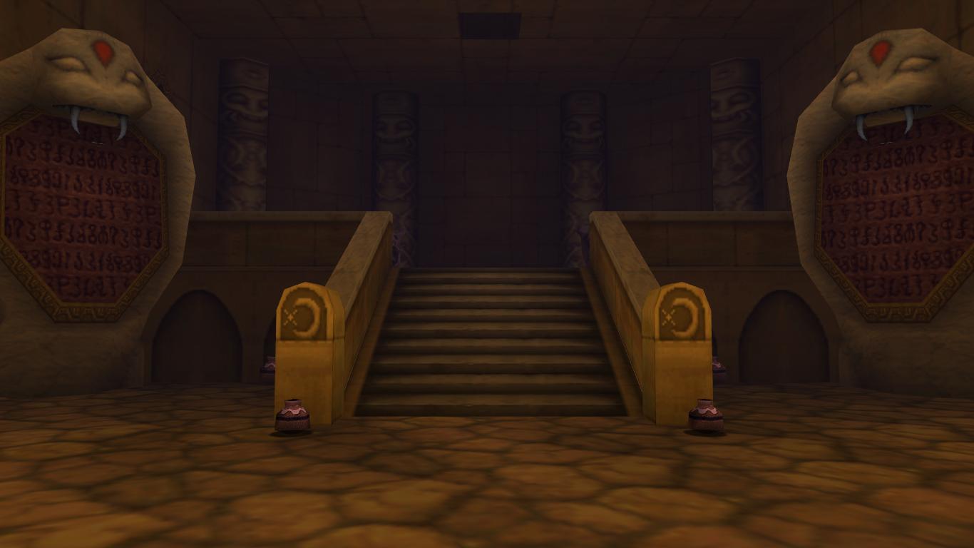 Spirit Temple Zeldapedia Fandom
