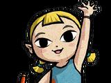 Personajes de The Legend of Zelda: The Wind Waker