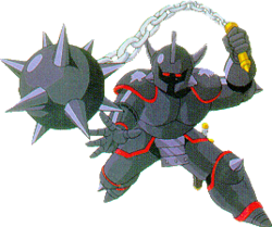 Ball & Chain Trooper (A Link to the Past)