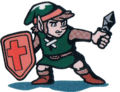 Link (Game & Watch Zelda)