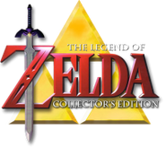 Logo The Legend of Zelda Collector's Edition