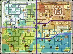 Mapa portales