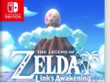 The Legend of Zelda : Link's Awakening (Nintendo Switch)/Galerie