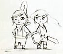 Link et Tetra TWW HH