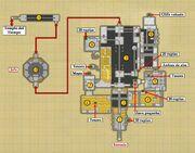 Mapa de la Refinaría de Lanayru.