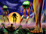 The Legend of Zelda: Majora's Mask characters