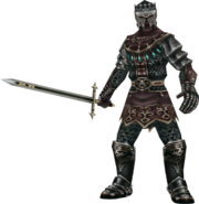 Twilight Princess Darknut Armorless Darknut (Heavy Armor Removed)
