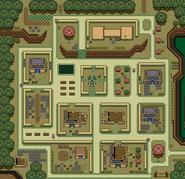 Village Horslaloi Plan ALttP