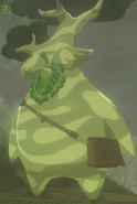 Breath of the Wild Hestu Korok Musician Hestu (Screenshot)