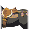 File:Breath of the Wild Key Items Royal Saddle (Icon).png