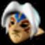 Icono Máscara Fiera Deidad MM