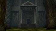 Temple forêt