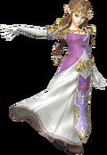 Zelda (SSB 3DS & Wii U)